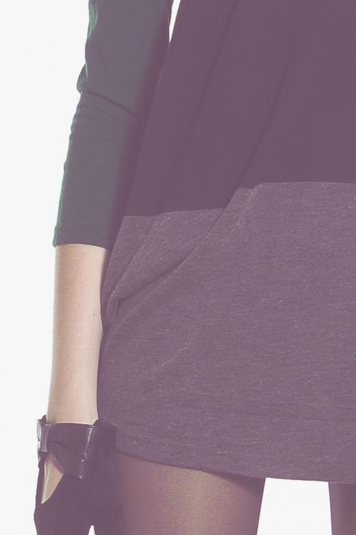 Sweter krótki rękaw